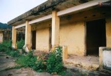 trại phong bỏ hoang tại Hà Nội